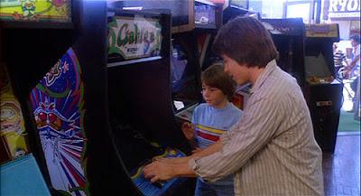 Arcades en la película Juegos de Guerra