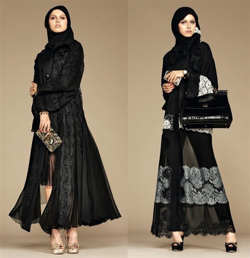dress muslim brokat terbaru 2017/2018
