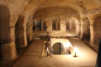 chiesa sotterranea