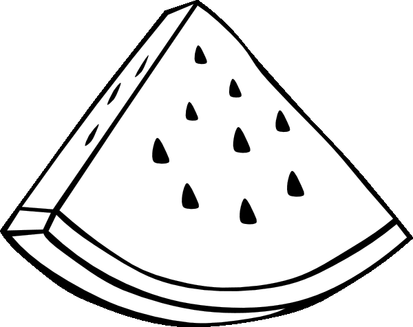 Fruit Salad Coloring Pages