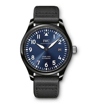 IWC Mark XVIII Laureus Edition