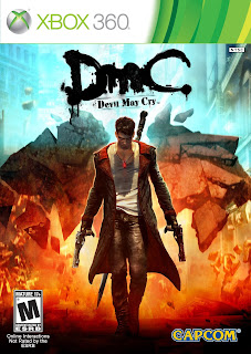 Devil May Cry 5 (XBOX 360) 2013