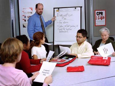 Red Alert: Red Cross DFW Blog: Workplace Preparedness