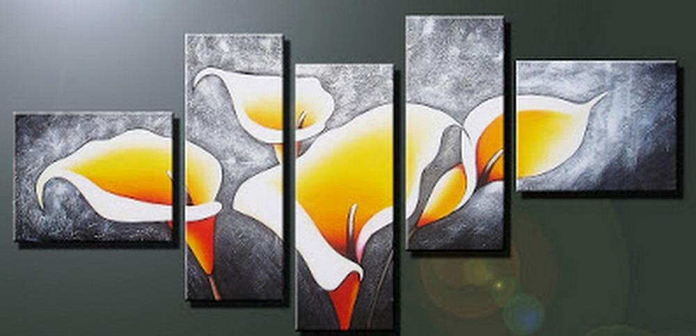 Cuadros modernos pinturas y dibujos cuadros de flores - Cuadros muy bonitos ...