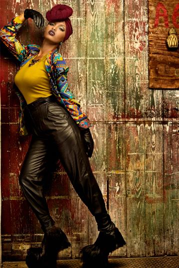 HOUSE OF MALIQ Magazine: Complete Fashion - LoLa Monroe ...  HOUSE OF MALIQ ...