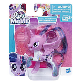 MLP All About Friends Singles Twilight Sparkle Brushable Figure