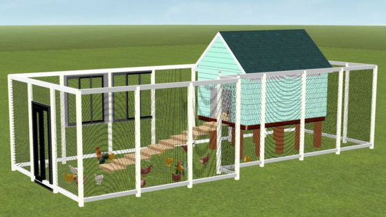 Design Backyard Chicken Coops with DreamPlan   Do More With