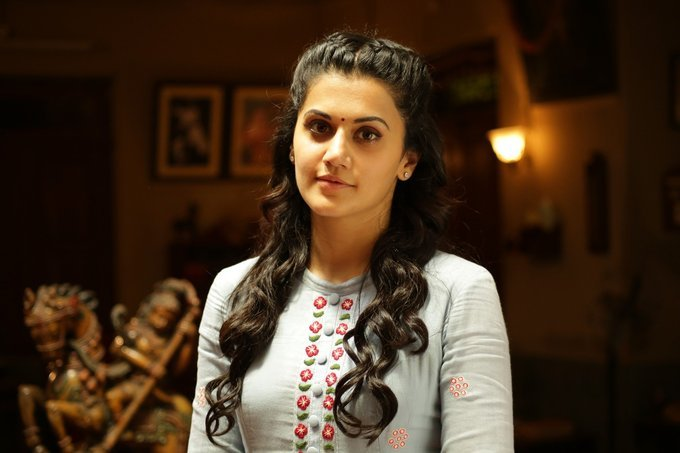 Taapsee Pannu Anando Brahma Movie Photos Gallery
