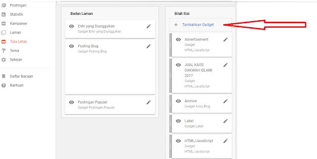 Cara Mudah Memasang Bendera Merah Putih Indonesia di Blogspot