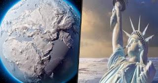 Científico de NASA predice una nueva Edad de Hielo para los próximos meses.
