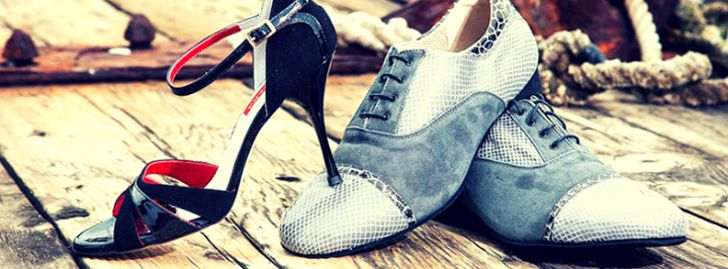 the meaning of tango shoes