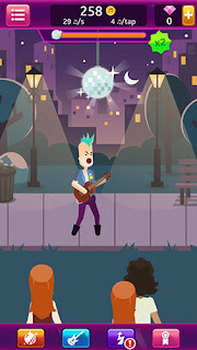 Epic Band Clicker Mod Apk Free shopping