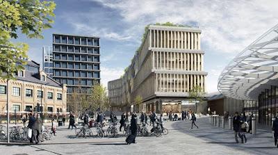 6 - Google unveils plans for its new £1billion London based Headquarters (photos)