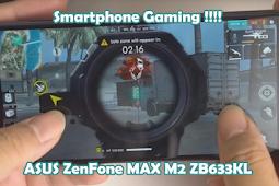 ASUS ZenFone Max M2: Smartphone Gaming Spesifikasi Tangguh,Harga Nan Terjangkau