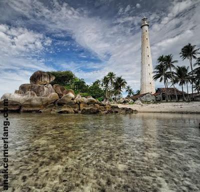 Cerita Rakyat Asal Usul Pulau Belitung