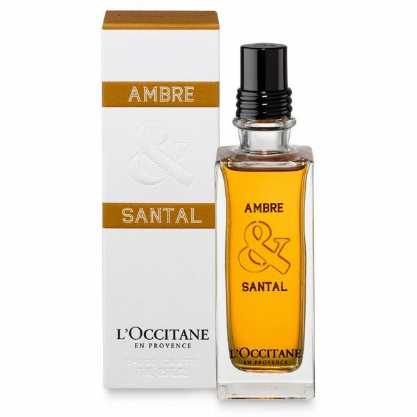 L'Occitane en Provence's Ambre & Santal Eau de Toilette