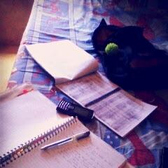 Kenapa harus menulis???