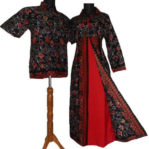 Contoh Baju Gamis Dari Batik 40 Model Baju Brokat