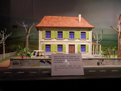 exposition temporaire Ma Vie de Courgette Musée des Miniatures et du cinéma Lyon