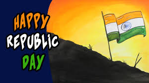 Drawing Pictures Of Republic Day