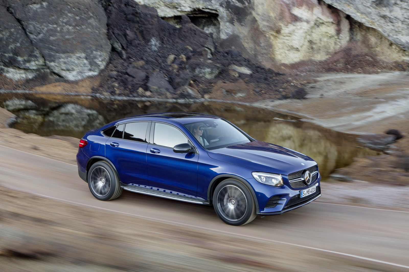 photo gallery - 2016 Mercedes Glc Coupe