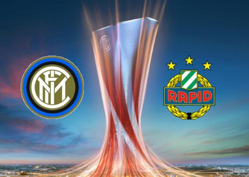 Inter Milan vs Rapid Wien Full Match & Highlights 21 February 2019