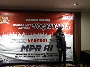 Netizen Gathering with MPR RI