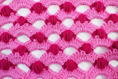 1 -Patron puntada 23 de enero a crochet y ganchillo