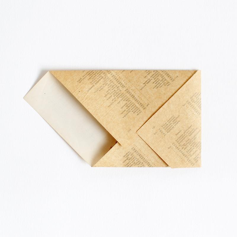 diy folded envelopes paperiaarre