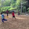 Lapangan Voli Untuk Anak Cucu
