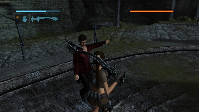 Download Tomb Raider Legend PC Games Gameplay