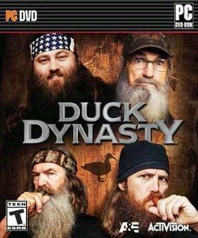 Duck Dynasty PC Game Free Download Highly Compressed