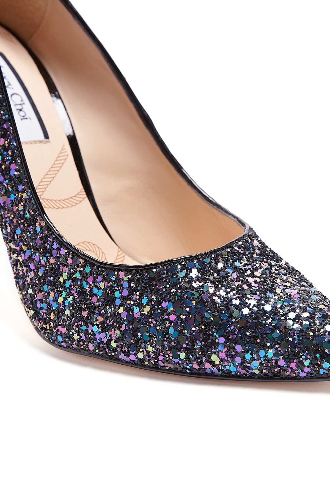 d257f190abcd These sparkly pointed toe pumps would go well with a black dress and a  black clutch. I have recommended pairing them with a pleated silk-chiffon  and ...