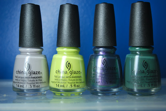 China Glaze - The Great Outdoors