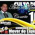 Pastor Jeosafá Claudino convida você para culto de Ação de Graças pelo seu aniversário. Participe e divulgue...