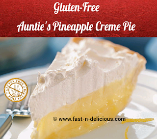 Gluten-Free Pineapple Creme Pie
