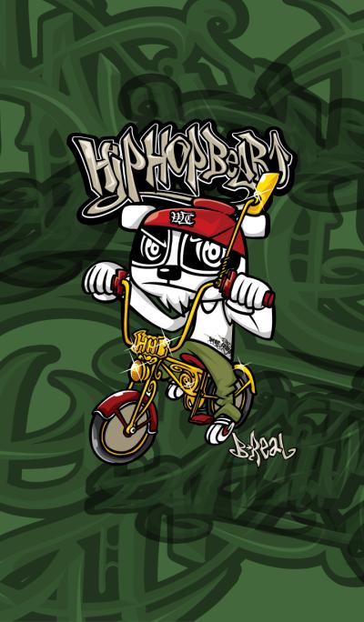 Hip Hop Bear V.2