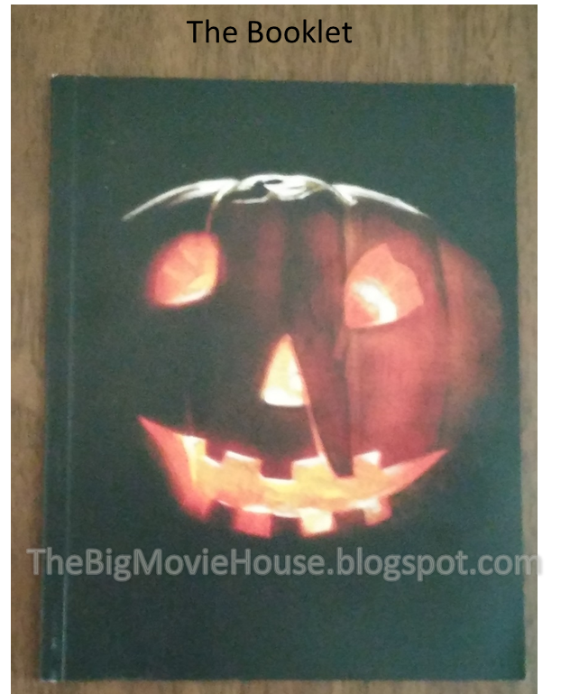Halloween Blu Ray Box Set.The Big Movie House Just The Features Halloween The Complete