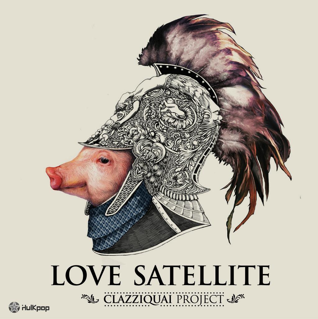 [Single] Clazziquai Project – Love Satellite