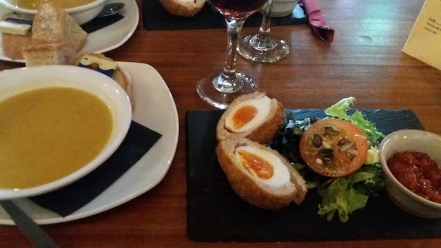 Cosa mangiare a Edimburgo - Get in Globe