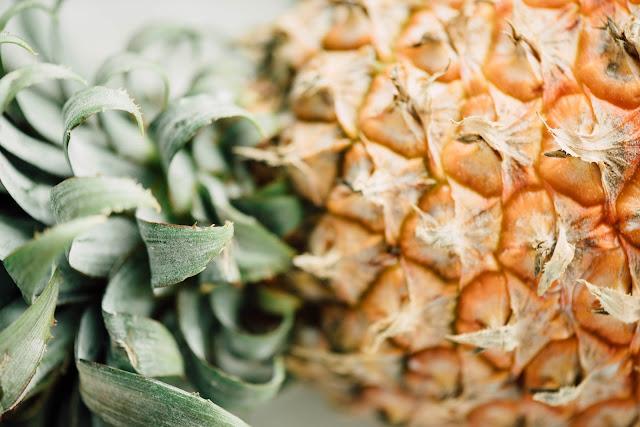 ananas-ajurweda-maseczka-zmarszczki-czolo