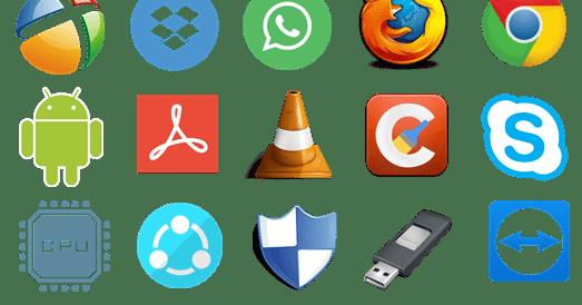تحميل برامج بعد الفورمات ويندوز 7