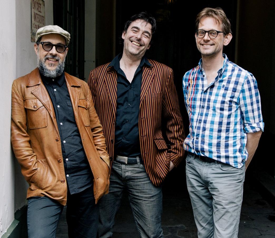 Republic of Jazz  Benoît Delbecq   Jorrit Dijkstra   John Hollenbeck ... afc21b5056