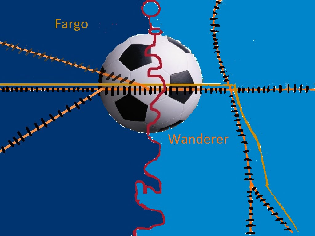The Fargo Wanderer ☢️��