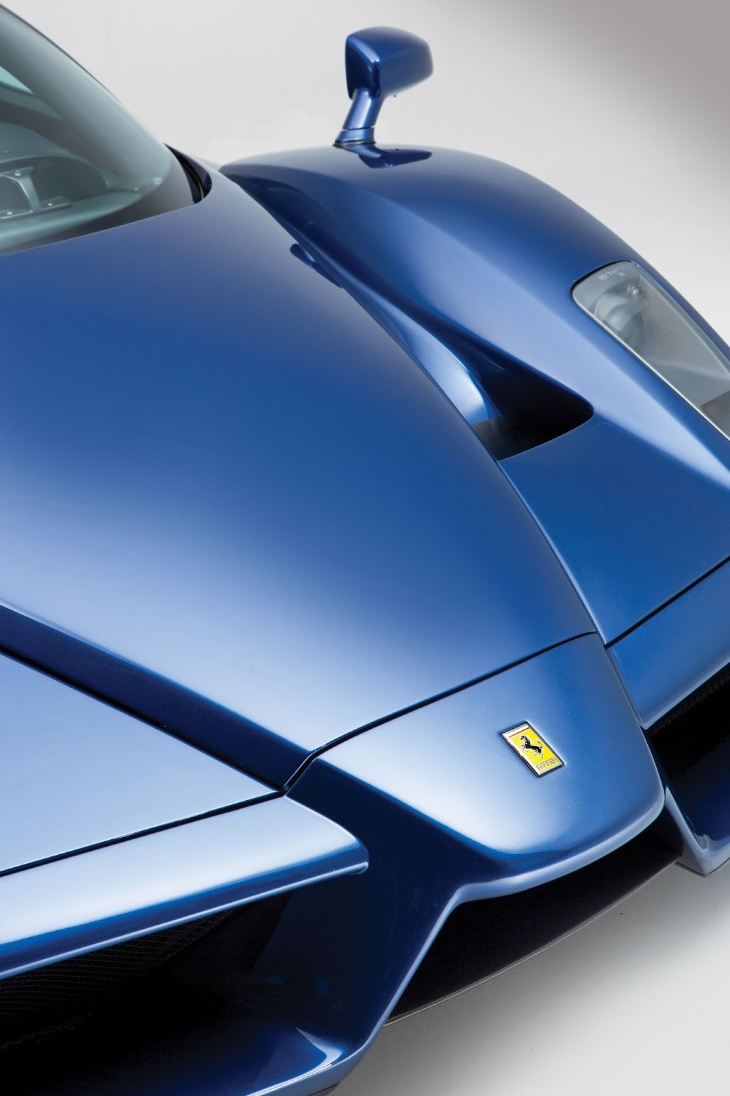 How Much Does It Cost To Paint A Car >> Rare Blu Tour de France Ferrari Enzo Bound For Auction ...