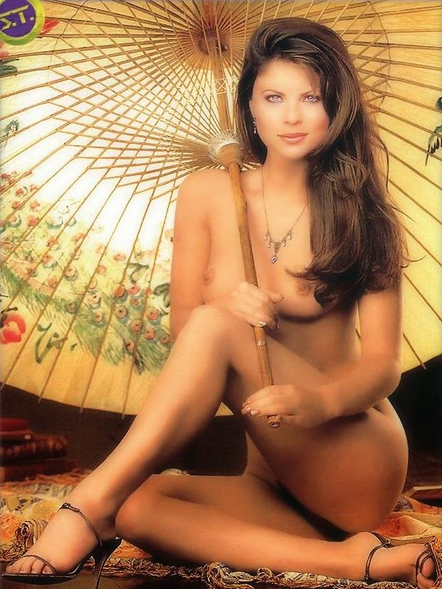 Yasmine bleeth nude in playboy — img 14