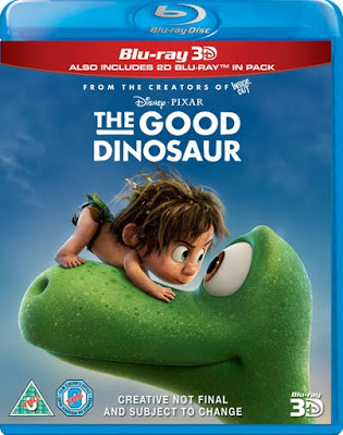 The Good Dinosaur 2015 Dual Audio BRRip 480p 300mb Movie4Hollywood