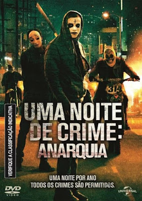The Purgue, Anarquia, Uma noite de crime