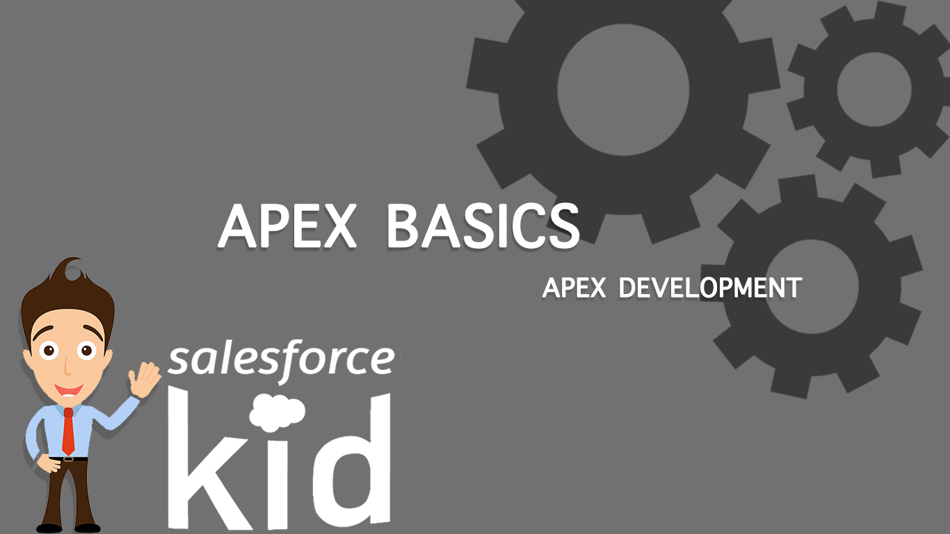 Apex Basics For Salesforce