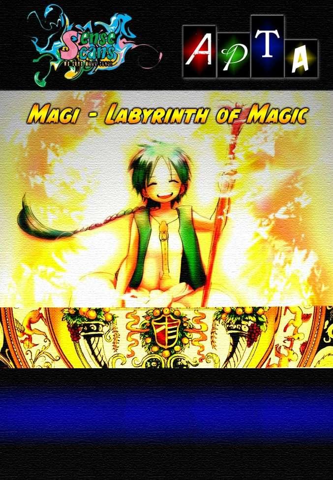 Magi The Labyrinth of magic chapter 22 trang 3